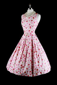 Image result for 1950s donna reed look dresses