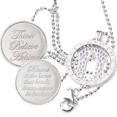 Think Believe Achieve - Blessed is the heart that bends; it can never be broken.   http://bannonjewellers.ie/index.php?route=product/product&path=365000&product_id=3650041