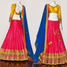 CC1389 Lehenga Gown, Bridal Lehenga, Indian Dresses, Indian Outfits, Traditional Looks, Saree Blouse, Designer Wear, Indian Wear, Gowns