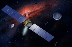 It's Time to Restore Pluto's Good Name (Op-Ed) by David A Weintraub, Vanderbilt University   |  2/25/15 An artist's impression of the Dawn spacecraft, ceres