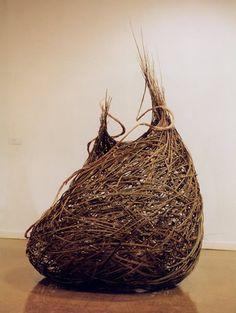 Broken Nest by Laura Ellen Bacon
