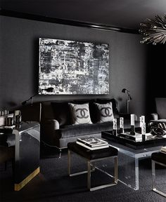 Chic all black gothic style glam living room decor with black velvet sofa Chic all black gothic style glam living room decor with black velvet sofa Your Space Furniture yourspacefurnit Black and White […] living room sofa Glam Living Room, Classic Living Room, Living Room Sofa, Living Room Decor, Living Room Furniture, Space Furniture, Home Room Design, Living Room Designs, Black And White Living Room