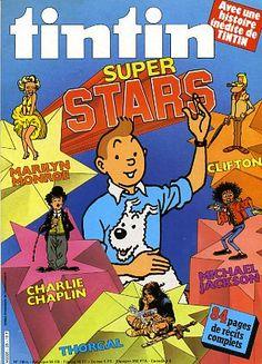 Couverture de Tintin Super -28- Stars