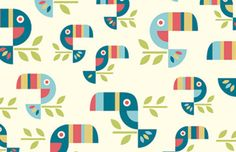 print & pattern blogspot features dan stiles fabric