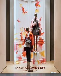 """MICHAEL MEYER, (Liza und Yves), Bochum, Germany, """"It depends where you put the paint, not how much you splash"""", creative by Form Factory, pinned by Ton van der Veer"""