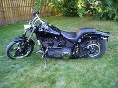 "2004 Harley-Davidson Softail Night Train 113"" Screaming Eagle"