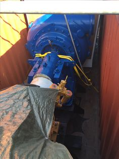 Warman dredge pump
