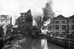 May 8, 1941. Springs Hull, razed after the bombings.
