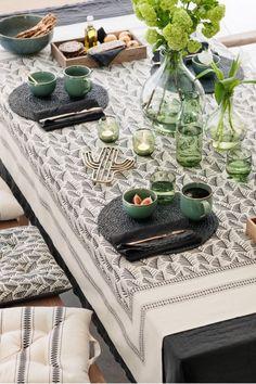 Leaf Print Interiors Inspiration | Wolf & Stag