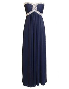 Xscape Long dress | Hudson's Bay I LOVE!!! Perfect prom dress!!