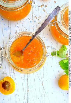 Džem od marelica (ljeto zatvoreno u staklenkama)/Apricot jam  passion for cooking jams