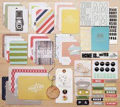 November studio calico kit