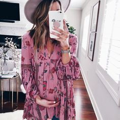 Love the pretty print on this flowy tunic.  It's currently 40% off and comes in other colors. Shop details  http://liketk.it/2qqXi @liketoknow.it #liketkit #ltkunder100 #ltksalealert #ltkbump