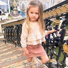Toddler Girls Fashion | Little Girl Fashion | Girls Fashion Kids | Toddler Girl Clothing | Toddler Girl Outfits | Toddler Girl Style | Kids Fashion | Kids Clothing | Little Girl Outfits | Dress Girl | Stylish Kids Trendy Toddler Girl Clothes, Toddler Girl Style, Toddler Girl Outfits, Toddler Girls, Kids Outfits, Cute Outfits, Little Girl Outfits, Little Girl Fashion, Fashion Kids