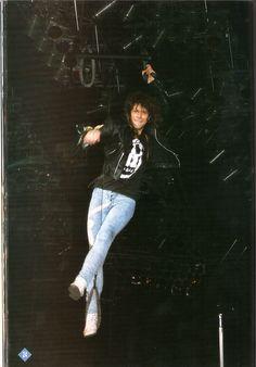 Jon Bon Jovi - Superman!! Bon Jovi Live, Jon Bon Jovi, Dorothea Hurley, Bon Jovi Always, Rock Music, 80s Music, Record Producer, Music Bands, Metallica