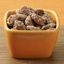 Cinnamon Glazed Almonds (I love almonds) from weightwatchers.com