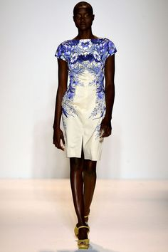 Lela Rose | Spring 2013 Ready-to-Wear Collection | Style.com