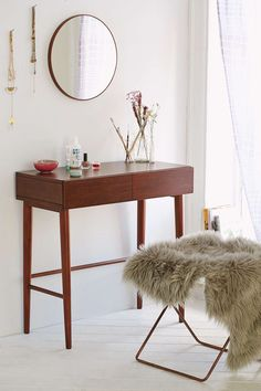 Assembly Home Midcentury Vanity  This would be superb in my apartment...might have to make room...