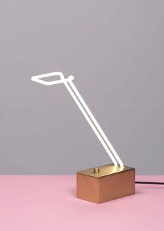 Nice lamp design...
