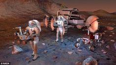 화성의 인류생존 위한 '인공산소' 만든다 <MIT> : 네이버 뉴스