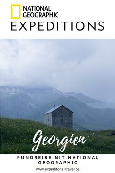 Entdecke die endlosen Berglandschaften Georgiens bei dieser einzigartigen Reise! #rundreise #reise #travel #georgien #tiflis #swanetien #berge #landschaft #highlights All Poster, Posters, National Geographic Expeditions, Places To Travel, Highlights, Around The Worlds, Group, Mountains, How To Plan