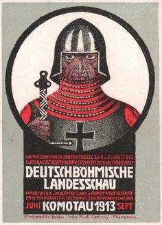 Reklame aus Deutschböhmen Austro Hungarian, Empire, German, Darth Vader, Fictional Characters, Bohemia, Historia, Deutsch, German Language