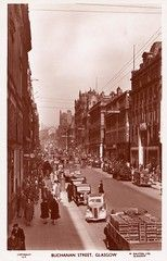 Flickriver: Most interesting photos from Vintage Glasgow Postcards pool