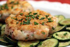 Shrimp Burgers on Zucchini | Jacques Pepin – Heart and SoulJacques Pepin - Heart and Soul | KQED Food