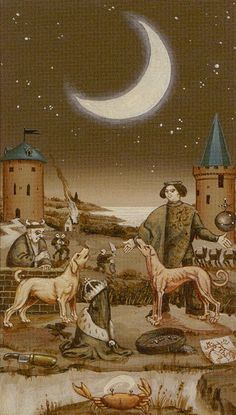 Bruegel Tarot -- If you love Tarot, visit me at www.WhiteRabbitTarot.com