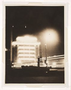 """Knud Lonberg-Holm (American, born Denmark, 1895–1972). [Thomas Cusack Company Building, New York], 1923. The Metropolitan Museum of Art, New York. Purchase, Jennifer and Joseph Duke Gift, 2000 (2000.178) 