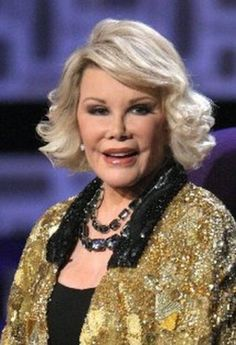 Joan Rivers is an ordained minister.
