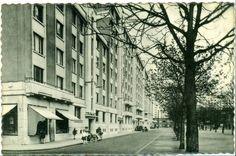 Antwerpen-Kiel - Residentie Eric Sasse (Maurits Sabbelaan) 1960s, Van, Kiel, Sixties Fashion, Vans, Vans Outfit