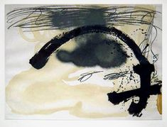 Tapies    Our Tapies  etching with aquatint