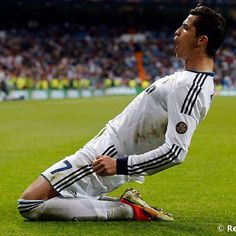 Real Madrid - 4 Valladolid - 3. What a great game. - @cristiano- #webstagram