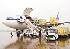 Boeing 777 Cargo Hold Air Cargo Aircraft Pinterest