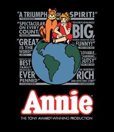 BROADWAY SAN DIEGO - Annie
