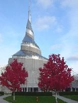 The Community of Christ Temple, Independence, MO