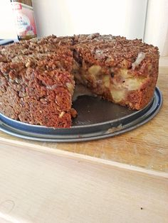 Apfelkuchen aus altem Brot (Rezept mit Bild) von miss_zucchini | Chefkoch.de