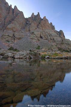 Canyonlands bland dalar och plataberg mitt i usa