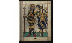 Goldsmith Tor Book of Arms  Armorial of legendary King Arthur  PT-TT-CR-D-A-1-19_m0023.TIF - Livro do Armeiro-Mor - Arquivo Nacional da Torre do Tombo - DigitArq