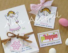 Recordatorio de Bautizo y Nacimiento  http://www.pihippie.com/p/recordatorios.html