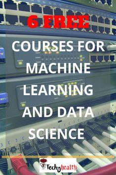 This is an accumulation of free machine learning and data science courses to commence your winter learning season. Courses range from introductory machine learning to deep learning to natural language processing and past.