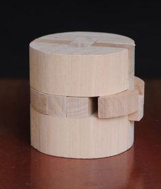 The Barrel - 3D Mind Bender Logic Puzzle Cube   Siiren