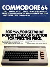 Image result for commodore 64 ad