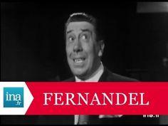 "Fernandel ""Félicie aussi"" (live officiel) - Archive INA"