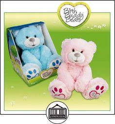 retro-sweet nacimiento Buddy Bears azul y rosa set  ✿ Regalos para recién nacidos - Bebes ✿ ▬► Ver oferta: http://comprar.io/goto/B00J8MQ63G