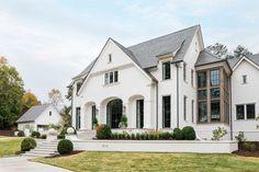 New Construction — Linda MacArthur Architect room atlanta Dream House Exterior, Dream House Plans, Dream Houses, Halls, Sims House, Dream Home Design, House Goals, Home Fashion, Future House