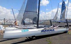 Allen support East Coast Piers Race