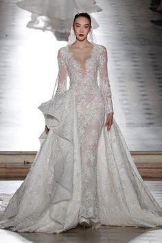 Tony Ward Couture Bridal I Fall Winter 2017/18 I Style 38