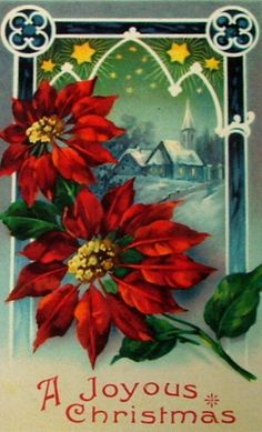 Vintage Christmas Images | Public Domain | Condition Free